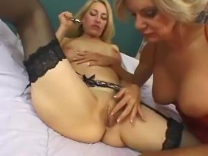 Lesbian Joy 4 part 1