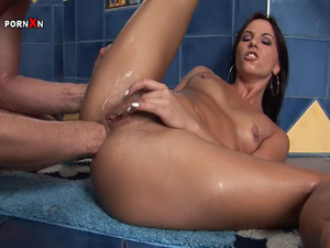 Alysa has the most flexible asshole. Her ass is super sensitive so she...