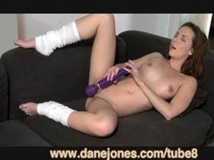DaneJones Her orgasm