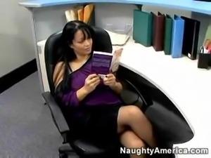 naughty office mason storm