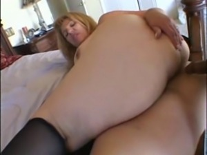 Mature BBW Enjoys Black Cock