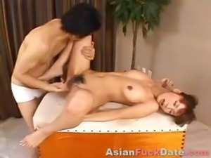 Japanese Beauty Oily Sex