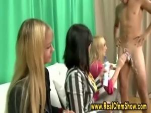 Cfnm amateur femdom humiliation ... free