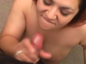 Reyna Cruz Blowing