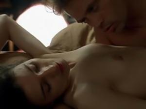 Caroline Ducey  Sex scene from Romance X