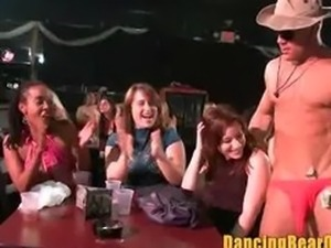 The Dancing Bear Strippers and Horny Women