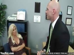 The Dean And Sexy Dressing Teacher - Part 1