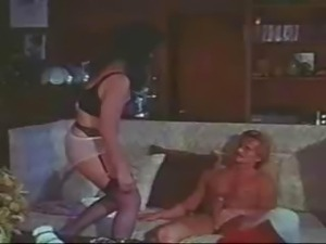 Vintage classic from the 70's, it ends with the guy cumming on her tits