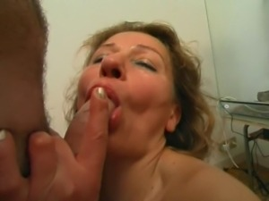 Mature italian mom fucked