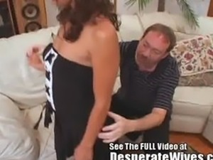 Submissive Wife Slut Trained on Video by Dirty D for Her Cuckold