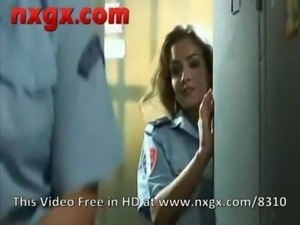Two hot european policewomen li ... free