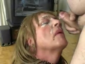 sissy cum shots