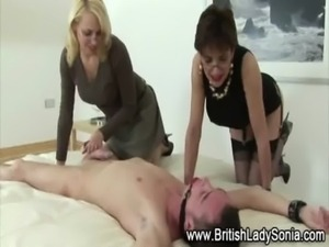 Watch mature femdom sluts face  ... free
