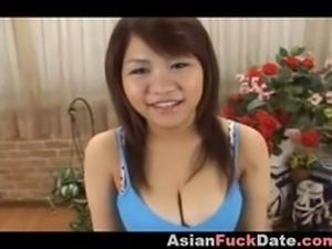 Big Tits Asian Wife