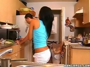 Abella Anderson - Living with anna (2)!!