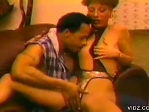 Filthy milf brunette bitch gets sweet cunt eaten in hot vintage