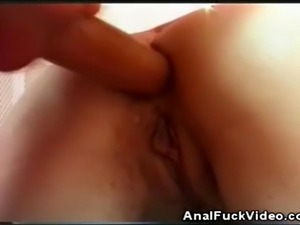 We have this stockinged babe in this scene as she sucks her partner's cock....