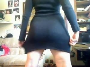 Big Phat Booty Ass Shaking