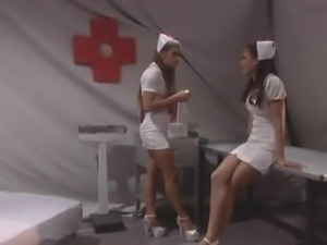 Squirting Nurse