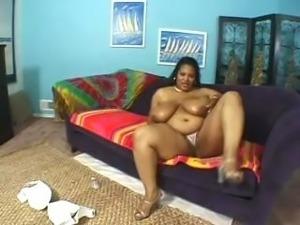 Big Black Beautiful Woman - Sasha Brabuster