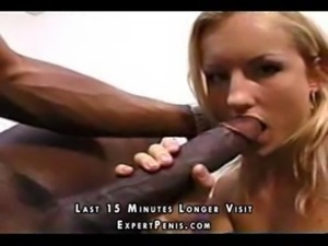 Mandingo and young blonde free