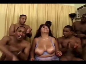 Nikki santana gangbang
