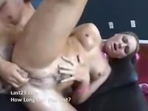 her perfect ass gets fucked