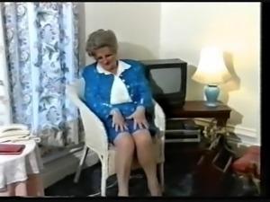 Vintage Mature Amateur