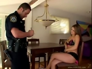 Julia bond gets questioned by the police