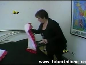 Italian Hot Wife