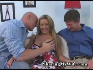 Wifey Is Stuffed With Friends C ... free