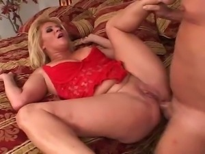 Ginger Lynn takes it in every hole