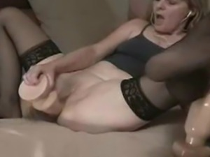 Hi there. Milf from Canada, 46 years. I love extreme anal games, I love big...