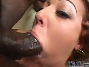 Myah deepthroated these cocks