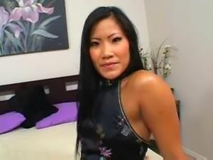 Sexy Asian Beaver Christina Aguchi