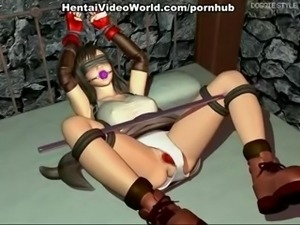3d sex movie with bondage fuck