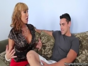 Ava Devine gets slammed by her  ... free