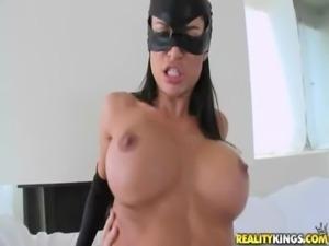 Franceska has big tits and an o ... free
