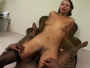 Ebony Goddess Victoria