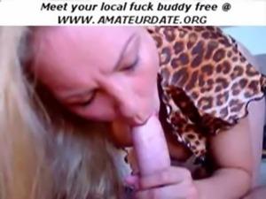 Beatiful Blonde MILF mature ama ... free
