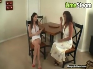 Mother catches daughter masturb ... free