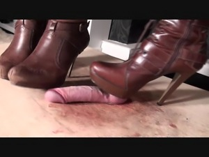 some mean trampling babes