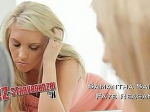 Faye Reagan and Samantha Saint