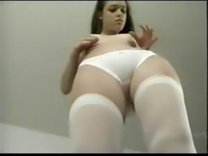Katie - First time masturbating ... free