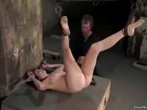 Faith leon bondage