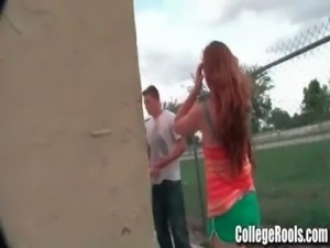 Hilarious Real Naughty College  ... free