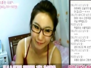 korean webcam Min-ju 2
