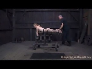 blonde slave girl ASS masaker free
