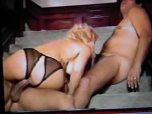 Crotchless Nina Hartley