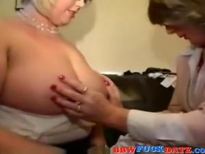 Fat mature women nylon stockings humping